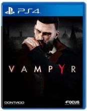 Vampyr - Sony PlayStation 4 - RPG