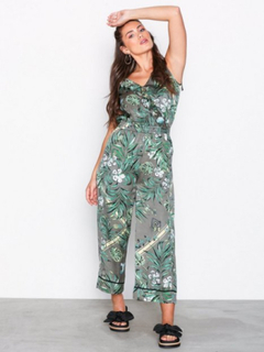 Odd Molly passionista jumpsuit Misty Green