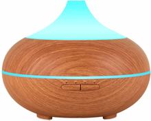 Not specified Ultraljud luftfuktare med aromalampa 500 ml ljusbrun