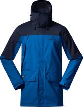 Bergans Breheimen 2L Jacket Men's Herre parkas ufôrede Blå XL