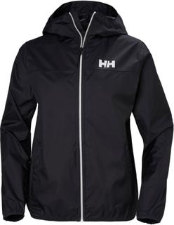 Helly Hansen Women's Belfast Packable Jacket Dame regnjakker S