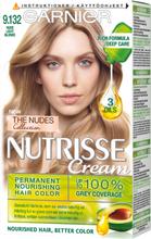 Garnier Nutrisse Cream 9.132 Nude Light Blonde