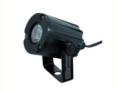 Eurolite LEDPST-3W6000K lys-spot hvit