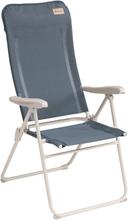 Outwell Hopfällbar campingstol justerbar Cromer havsblå