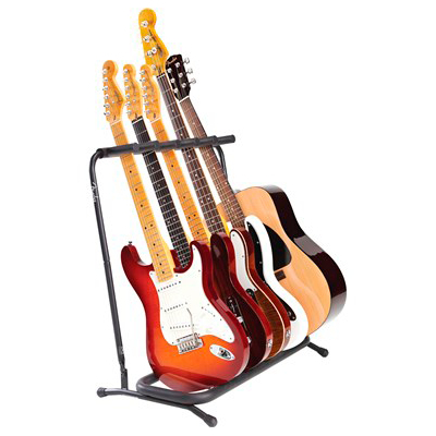 Fender Multi-Stand5 gitar-stativ