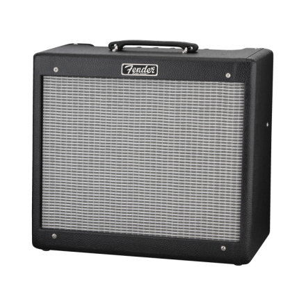 Fender Blues Junior III gitarforsterker black silver