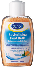 Revitalising Foot Bath