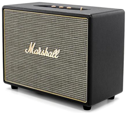 Marshall Woburn hi-fi-høyttaler sort