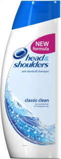 Head & Shoulders Anti-Dandruff Shampoo Classic Clean 500 ml