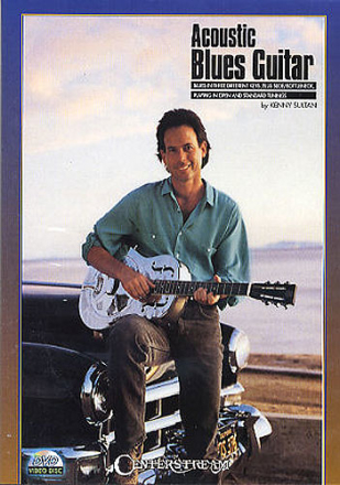 Acoustic Blues guitar DVD