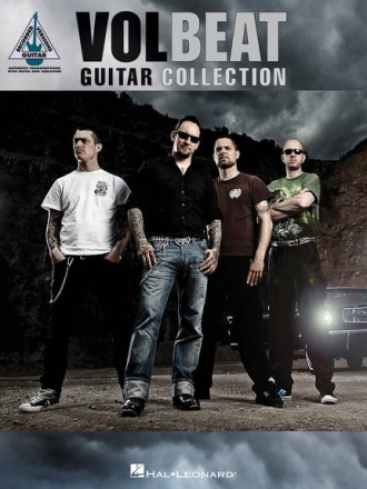 Volbeat:GuitarCollection lærebok