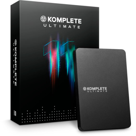 Native Instruments Komplete 11 Ultimate programvare-pakke