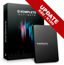 Native Instruments Komplete 11 Ultimate Update (K8U-K10U) programvare-pakke