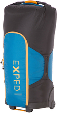 Exped Transfer Wheelie Bag deep sea blue-black 2019 Reseryggsäckar