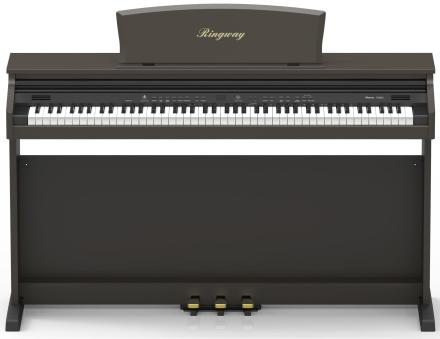 Ringway TG8852 rosewood el-piano palisander