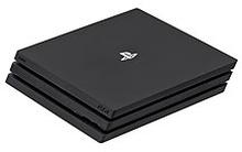 PlayStation 4 Pro (uden controller) 2TB Sort