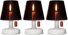 Mini cappie set Candles 3-pack