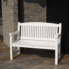 Eden Wood Soffa Kattvik 2-sits-Vit
