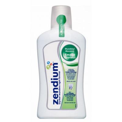 Zendium Suuvesi Hammaskiilteeen Suojelu 500 ml