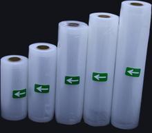 Kitchen Food Storage saver Rolls 12/15/20/25/28cm*500cm For Vacuum Sealer to keep food fresh