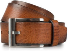 Saddler Belt Male Bälten Brown