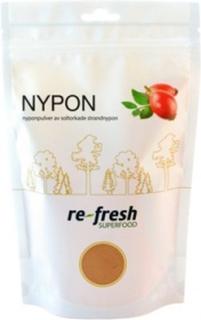 Re-Fresh Superfood Nyponpulver 250 g