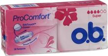 OB Pro Comfort Super tampong, 16 st