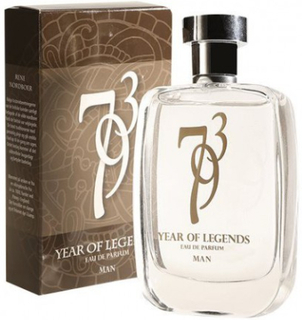 Parfume year of the legends 793 edp man raunsborg (100 ml)