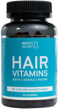 Hair vitamins beautybear (1 stk)