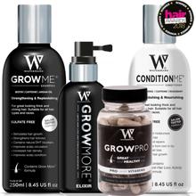 Hair Growth Maximizer Kit (Typ av köp: Skickas: Varannan månad (prenumeration))