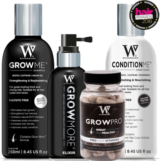 Hair Growth Maximizer Kit (Type of purchase: Delivery every: 8 weeks (subscription))