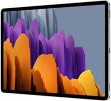 """Galaxy Tab S7 Plus 12.4"""" 256GB 5G - Mystic Silver"""