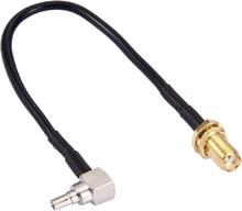 CRC9 - SMA naaras RG174 adapteri