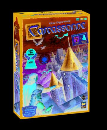 Carcassonne grundspil