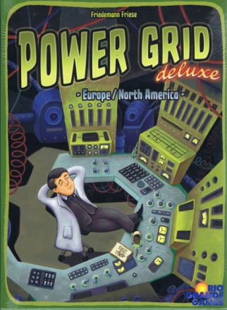 Power Grid Deluxe eng. version