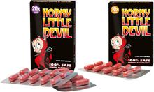 Horny Little Devil 30 kaps-stark erektion spara 36%