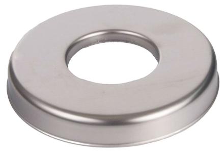 Egendefinert 25572-100-000 rustfritt stål stigen DEKKSKIVE