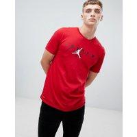 Jordan - Flight - Röd t-shirt 916136-687 - Röd