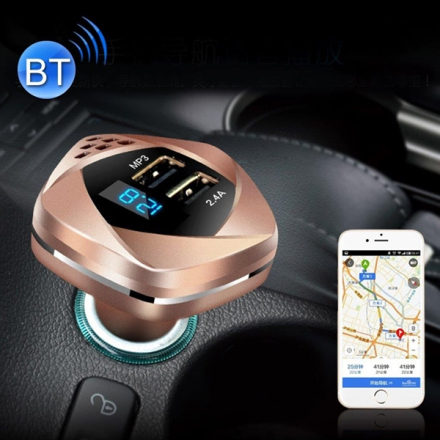 Usb-laturi autoon + Bluetooth + Jännitemittari