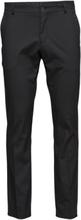 Slhslim-Mylologan Black Trouser B Noos Kostymbyxor Formella Byxor Svart Selected Homme