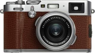 Fujifilm X100F Brun, Fujifilm