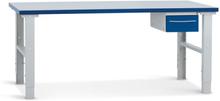 Verkstadsbänk med bordslåda 1 1200x800 mm