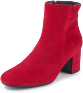 Støvlet Fra Paul Green rød