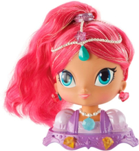 Shimmer and Shine Styling Head - Shimmer