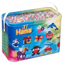 Hama Midi boks 30.000 Perler - Mix 00