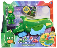 Pysjheltene PJ Mask basic vehicles - Gekko