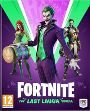 Fortnite: The Last Laugh Bundle - Sony PlayStation 5 - Action