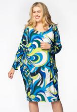 Dress tapered SEVILLA 42/44 (42/44) multi (299)