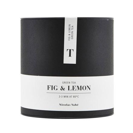 Nicolas Vahé Fig & Lemon Green Tea