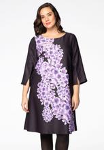 Dress BLOSSOM 50/52 (50/52) black (210)